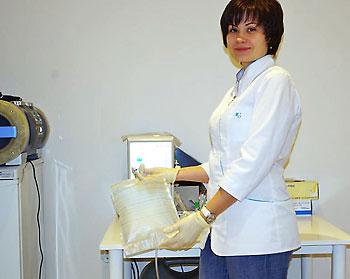 Озонотерапия как метод борьбы с СХУ